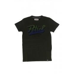 T-shirt M/C forêt - Pétrol