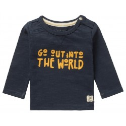 T-shirt Into the world -...