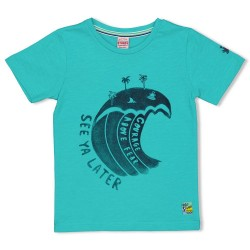 T-shirt Smile & Wave - Sturdy