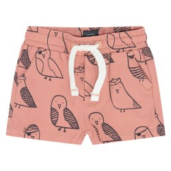 Short oiseau pirate saumon...